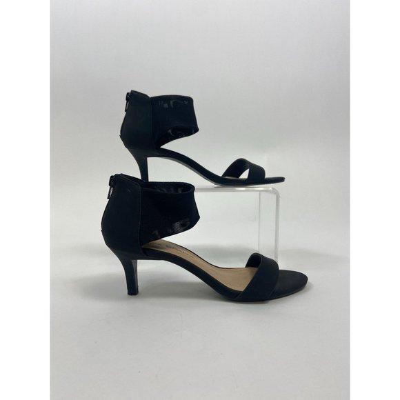 Women's Moda Spana Black Heels